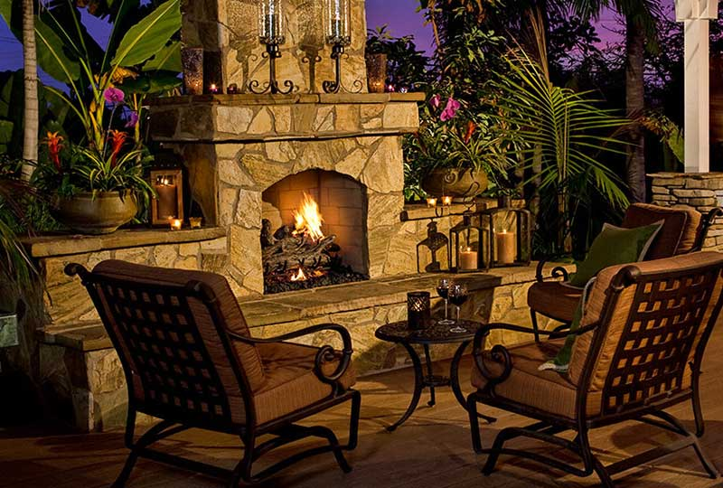 1. What design elements make an outdoor space successful?