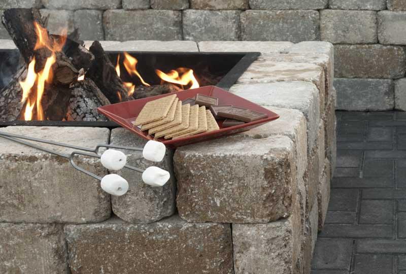 Roman Stack Stone Fire Pit Mycoffeepot Org