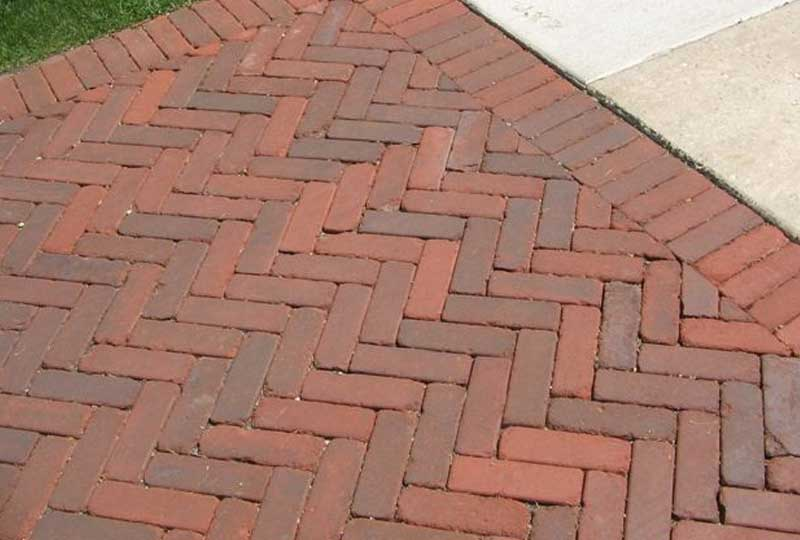 Clay Fired Pavers